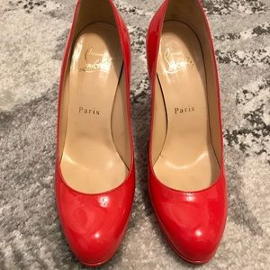 Christian Louboutin Shoes - Auth. Christian Louboutin heels size 36/6